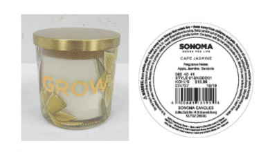 Photo of Kohl's recalls three-wick SONOMA Goods For Life branded candles due to fire and burn hazards