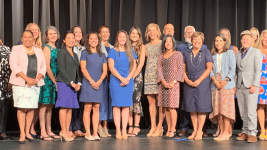 Photo of Here are New Jersey's county teachers of the year