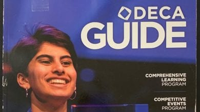 Photo of Morris County Vocational School District Senior Becomes the New Face of the 2019-2020 DECA Guide