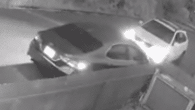 Photo of Police seek driver involved in hit-and-run crash caught on camera in Hopatcong