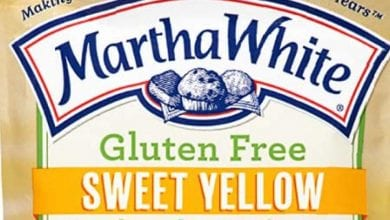 Photo of Martha White gluten free sweet cornbread muffin mix recalled due to possible presence of gluten