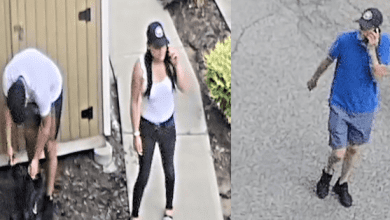 Photo of CrimeStoppers: $1K reward offered for information on attempted burglary in Morris Plains