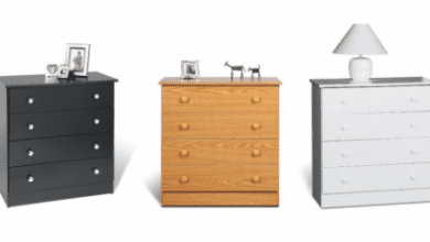 Photo of Prepac recalls 4-drawer chests due to tip-over, entrapment hazards