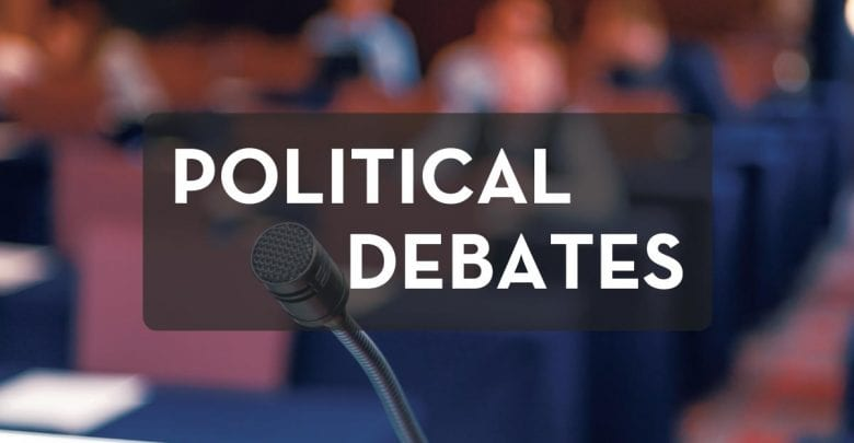 WRNJ Radio Political Debates | Hackettstown, NJ News