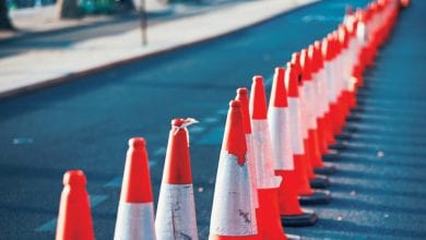 Photo of Lane closures begin today on Route 22 in Lopatcong Township