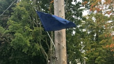 Photo of FirstEnergy reminds customers to keep signs off utility poles