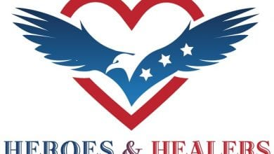 Photo of Heroes and Healers program to honor veterans, first responders