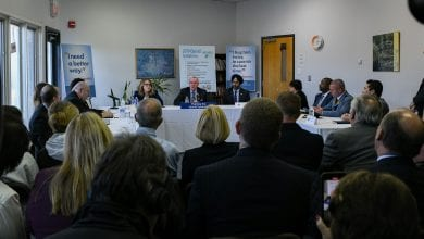 Photo of Gov. Murphy holds roundtable discussion on efforts to combat opioid epidemic