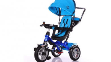 Photo of Little Bambino children's tricycles sold on Amazon.com have been recalled over lead concerns